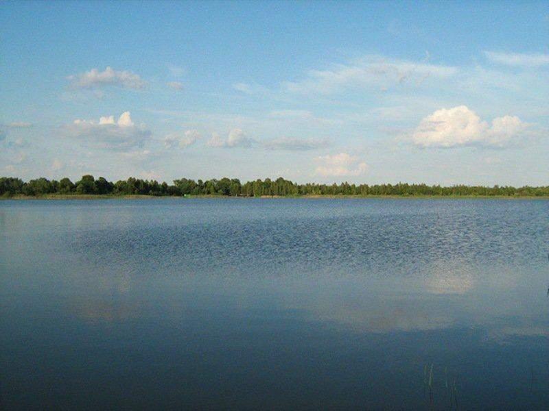 Голубе озеро має лікувальні властивості
