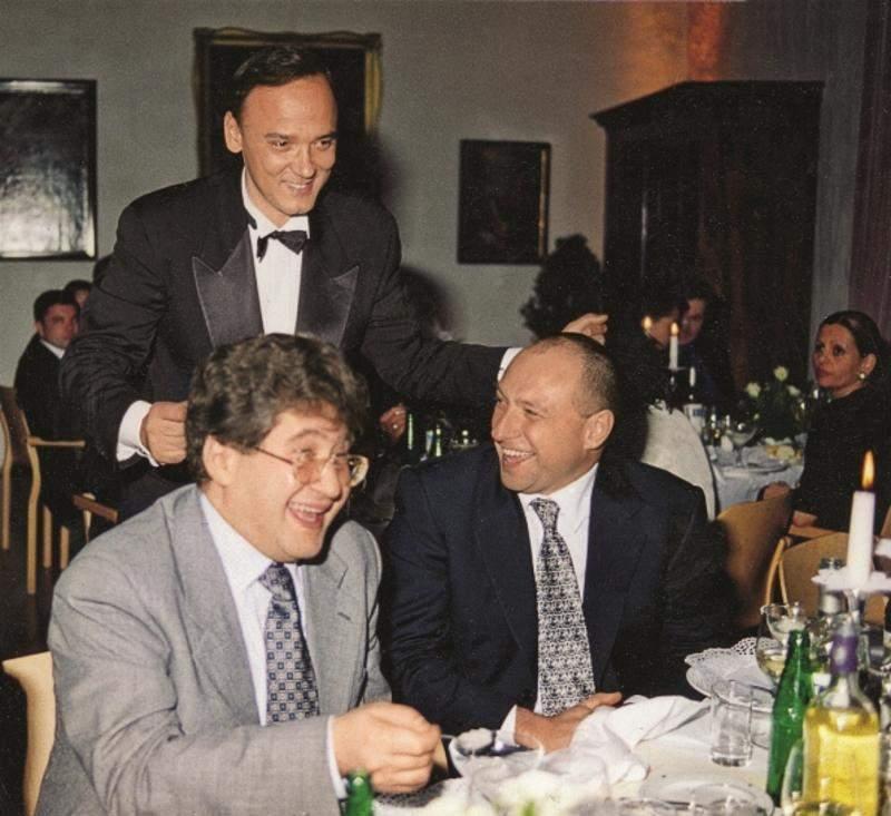 Коломойский 90-е