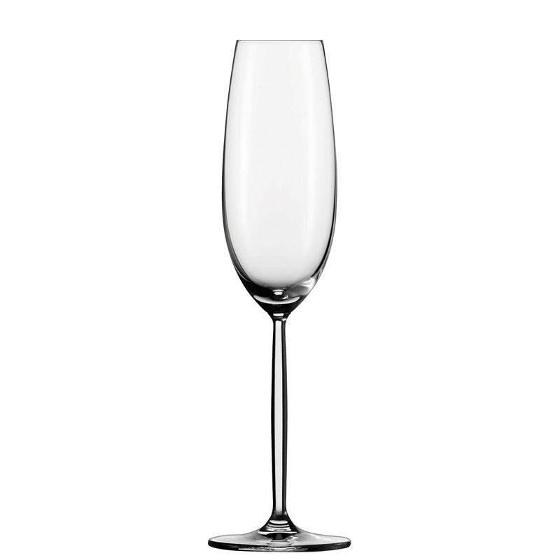 бокал  для вина, бокал для шампанського