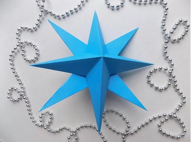 Звезда будет выглядеть так