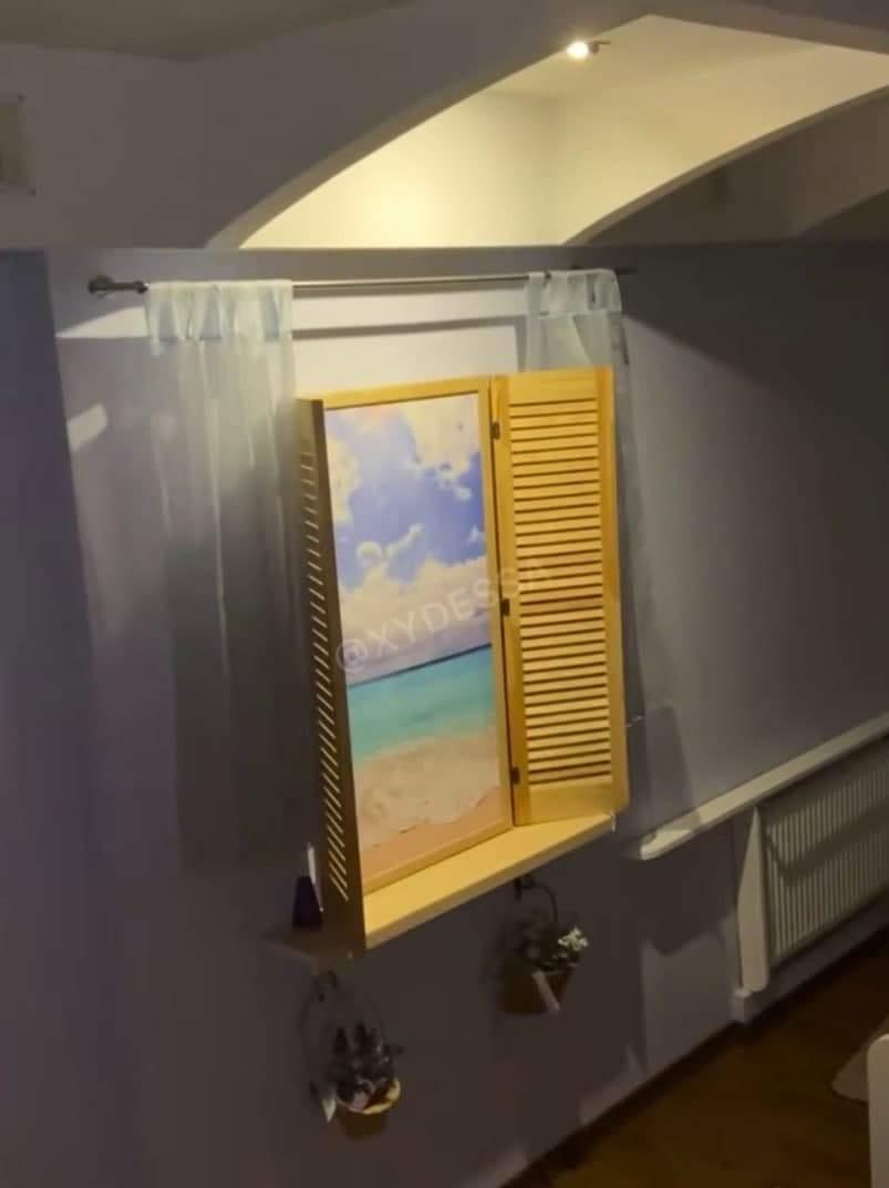 Картинка замість моря Курйоз в готелі Одеси 12 липня 2021