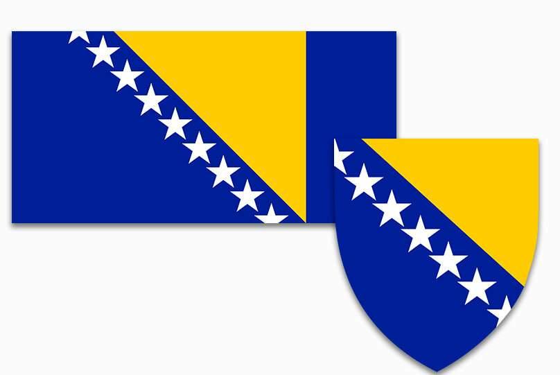 герб боснії
