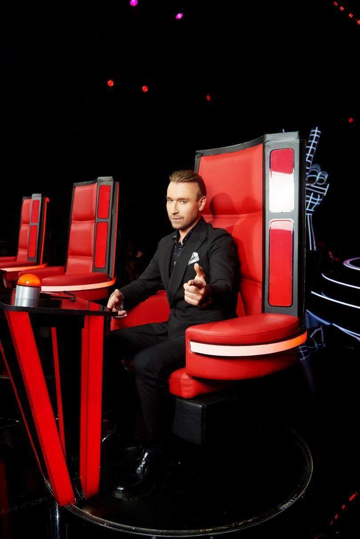 Олег Винник вперше став наставником шоу