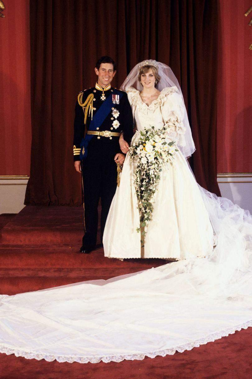 Весілля принца Чарльза та принцеси Діани