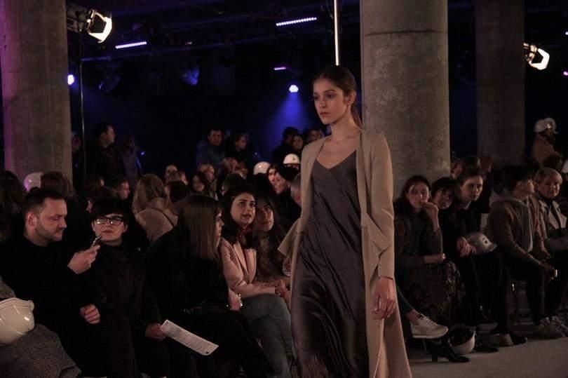 Показ бренда LAKE в ЦУМе в рамках Ukrainian Fashion Week