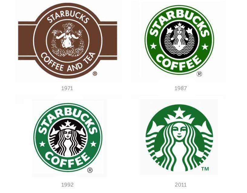Логотипи Starbucks
