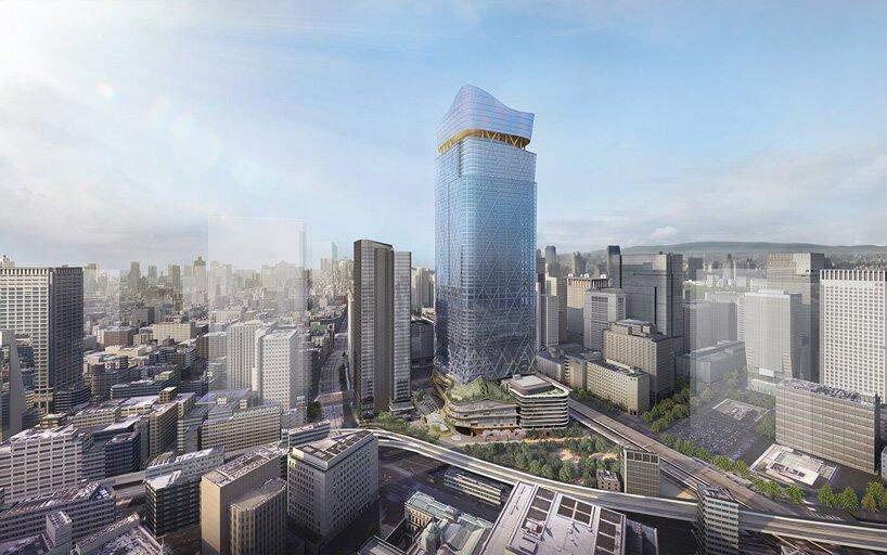 Неймовірна висотна будівля / Фото Global constructionre view