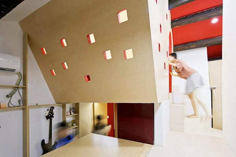 Додатковий ізольований простір у квартирі 35 метрів квадратних