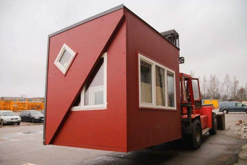 Такий дім – новий дух у сучасному будівництві / Фото Designboom