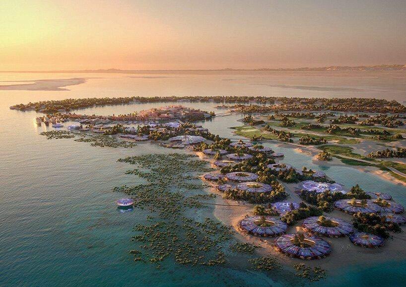 Величний острівний комплекс  / Фото New Atlas