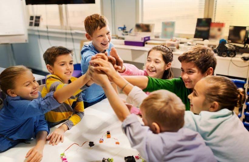 Діти в класі