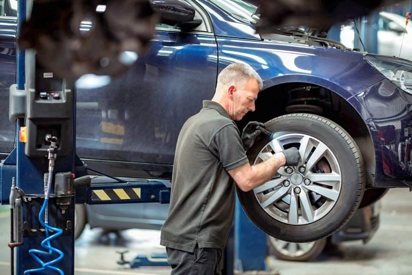Замінити шини