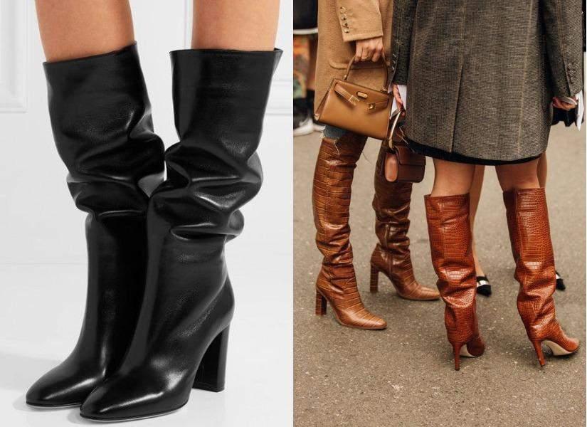 Стилісти не рекомендують низьким дівчатам одягати чоботи до колін