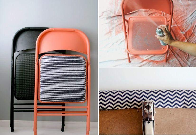 Можно своими руками придать мебели одинаковый стиль