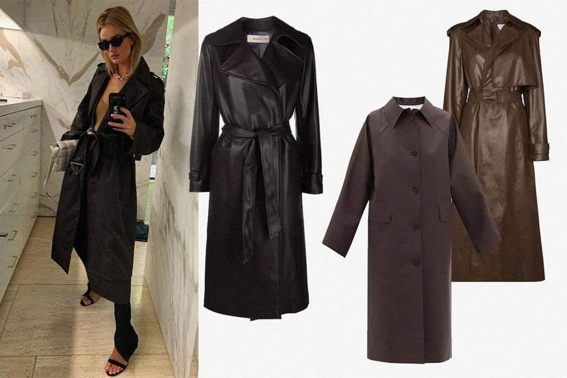 Розі Гантінтон-Вайтлі любить базовий верхній одяг