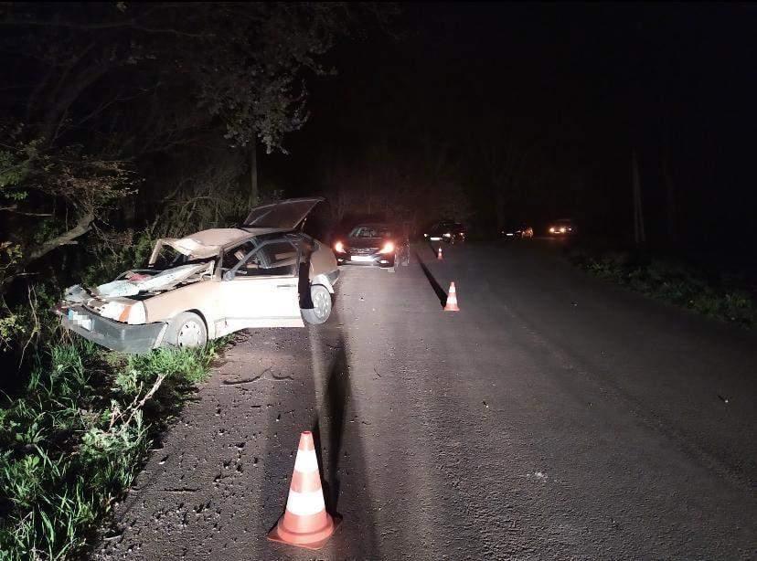 Загинула дружина: водій під дією наркотиків спричинив смертельну ДТП неподалік Львова – фото