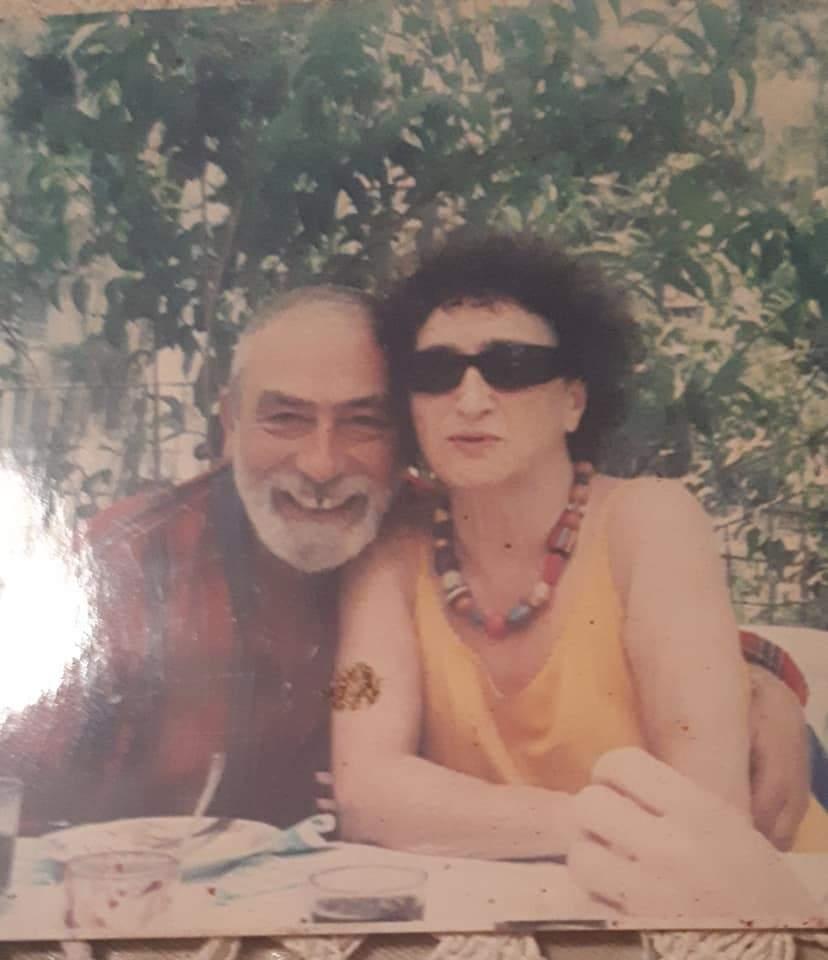 Померла дружина Вахтанга Кікабідзе Ірина Кебадзе