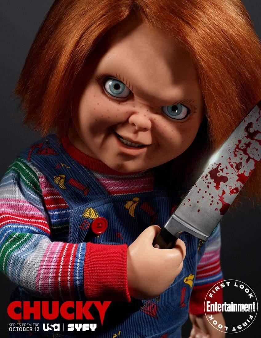 У мережі показали перший тизер серіалу про ляльку-вбивцю Чакі: відео
