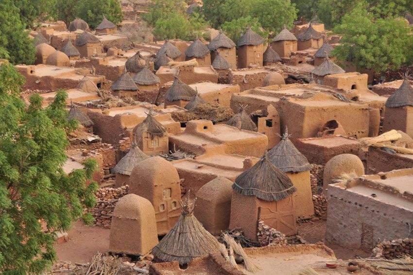 Місто Дженне у Малі