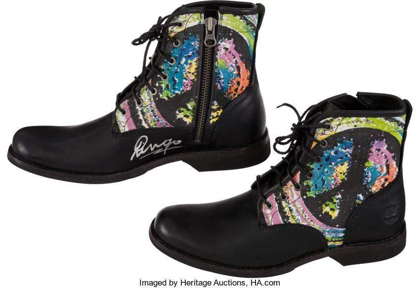 Взуття Рінго Старра