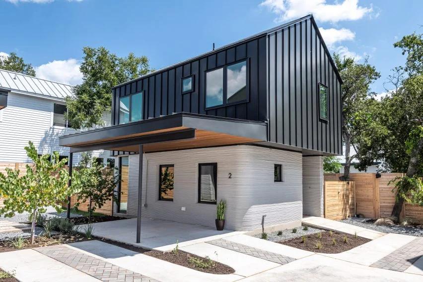 В США продаються будинки, надруковані на 3D-принтері: що в них особливого