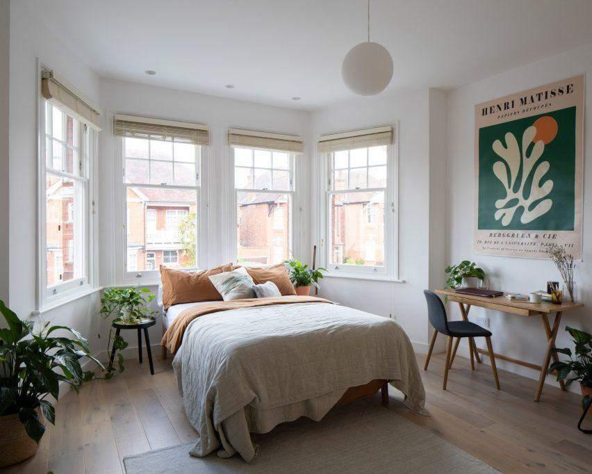 Спальні з окремими санвузлами