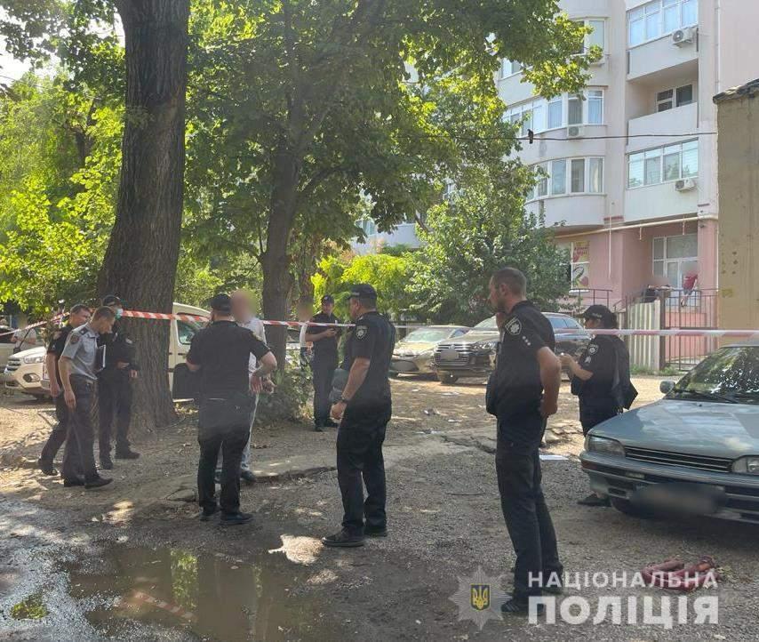 Стрілянина в Одесі помер чоловік Сирена 03.08.2021
