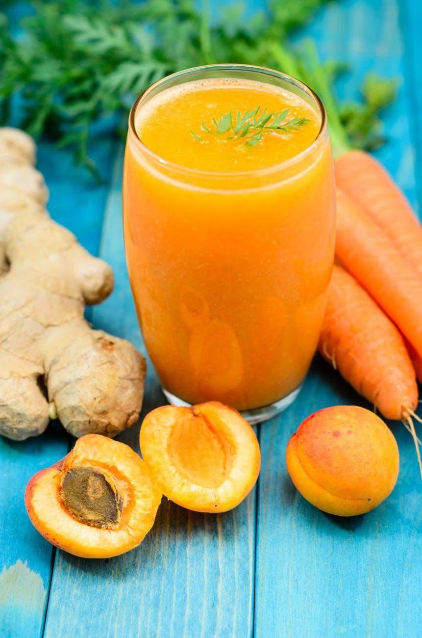 Фреш з моркви
