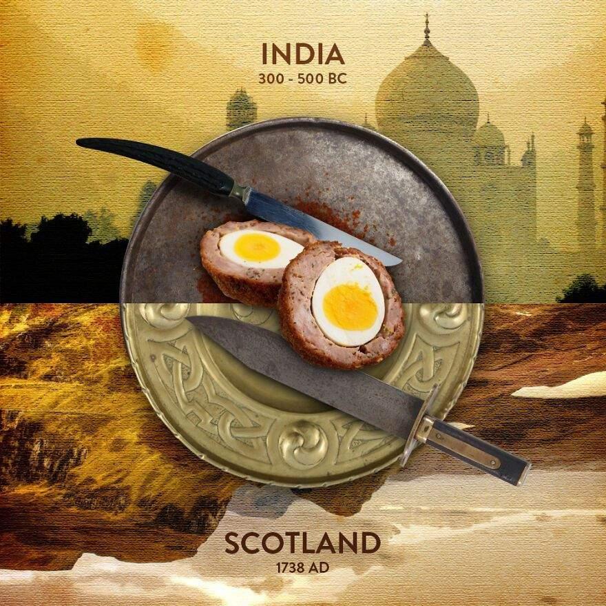 Шотландські яйця