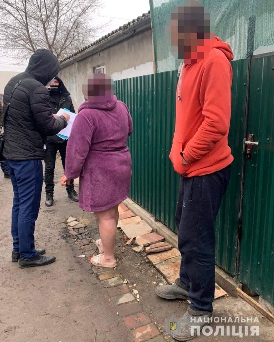 на Одещині затримали шахрайку, яка торгувала одягом