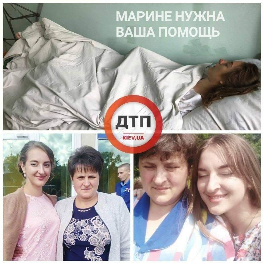 ДТП, Бровари, п'яний поліцейський, Лудченко, збив жінок на переході. Надія та Марина Чамари, найгучніші ДТП 2020, найрезонансніші ДТП 2020