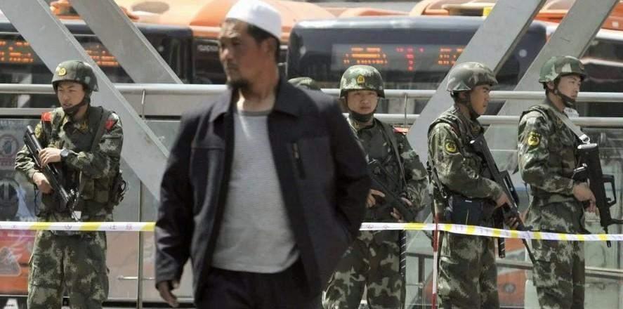 Громадяни Сіньцзяні