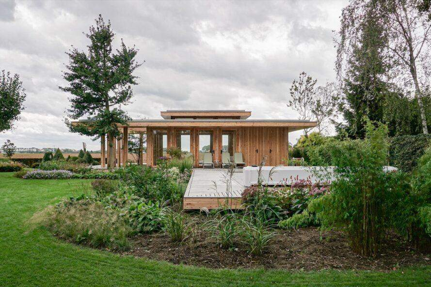 Чудовий будинок із прекрасним видом / Фото Inhabitat