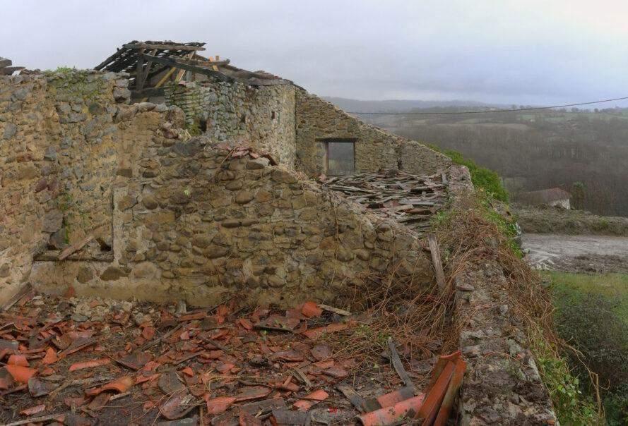 Так виглядав будинок до реставрації