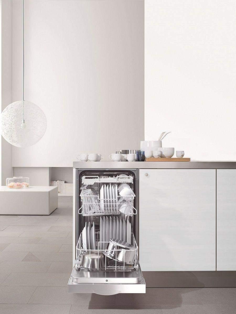 Як правильно розмістити посудомийну машину на кухні