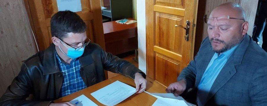 Реєстрація кандидатів на мери Харкова