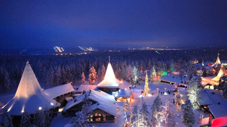 Село Санта-Клауса