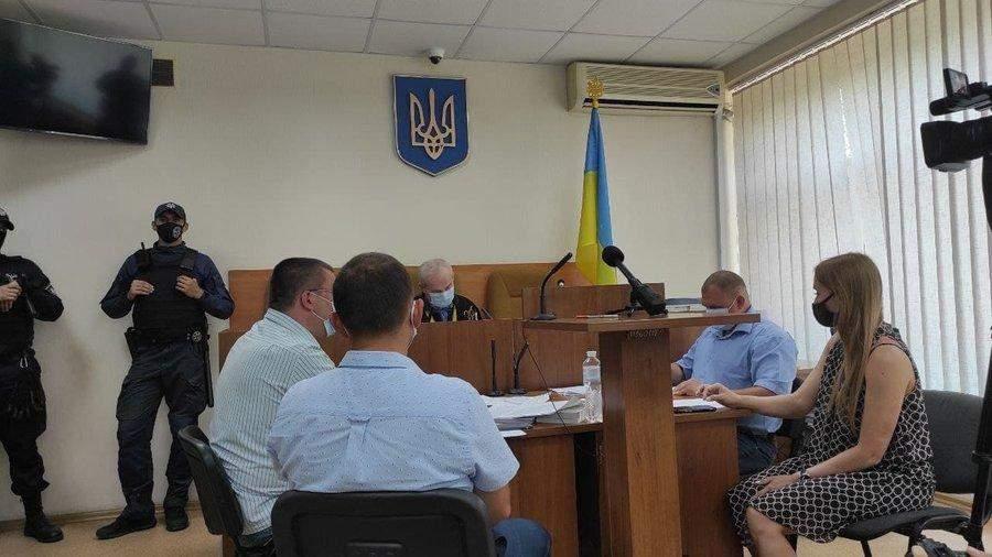 Судили Ширяєва Відправили в СІЗО 2 місяці в Харкові