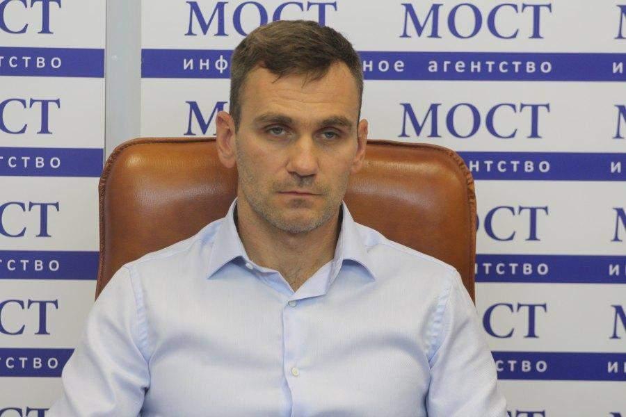Дмитро Семеренко кандидат на посаду мера Дніпра