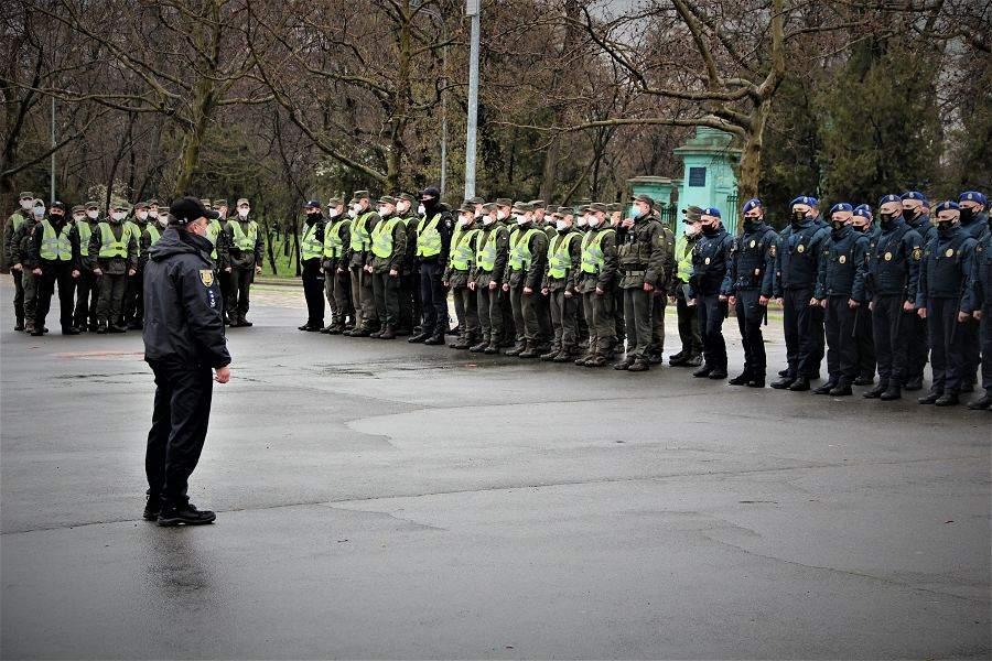 в Одесі Нацгвардія патрулюватиме вулиці 2 травня