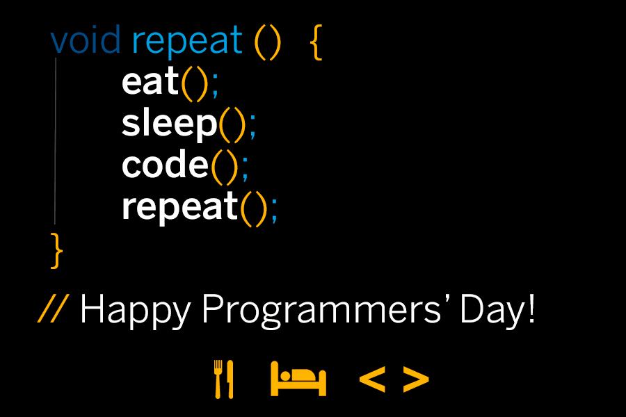 День програміста картинки привітання