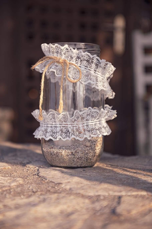 Використовуйте скляні банки лише для зберігання круп
