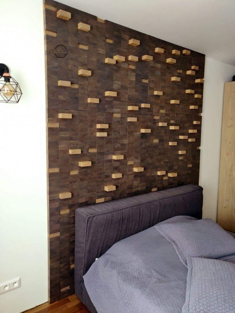 кубічний декор стін