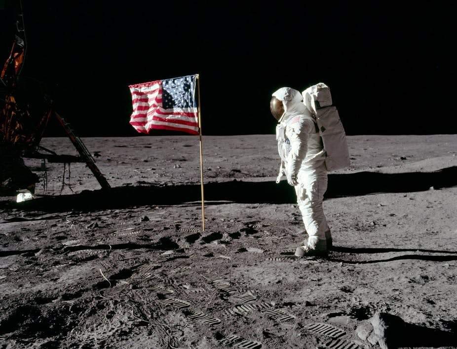 Висадка людини на Місяць