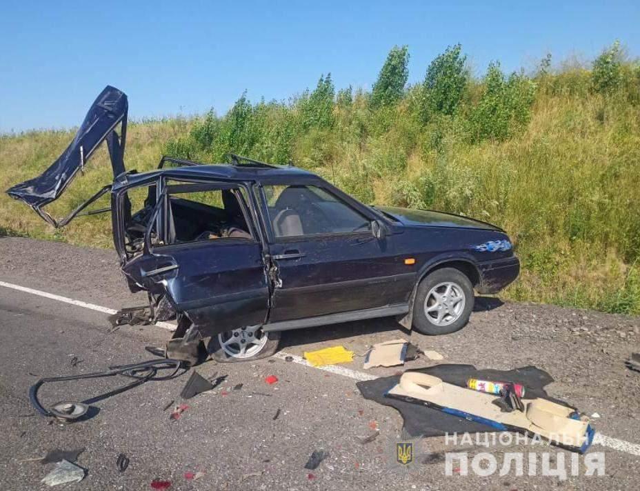 ДТП в Одеській області 1 серпня 2021