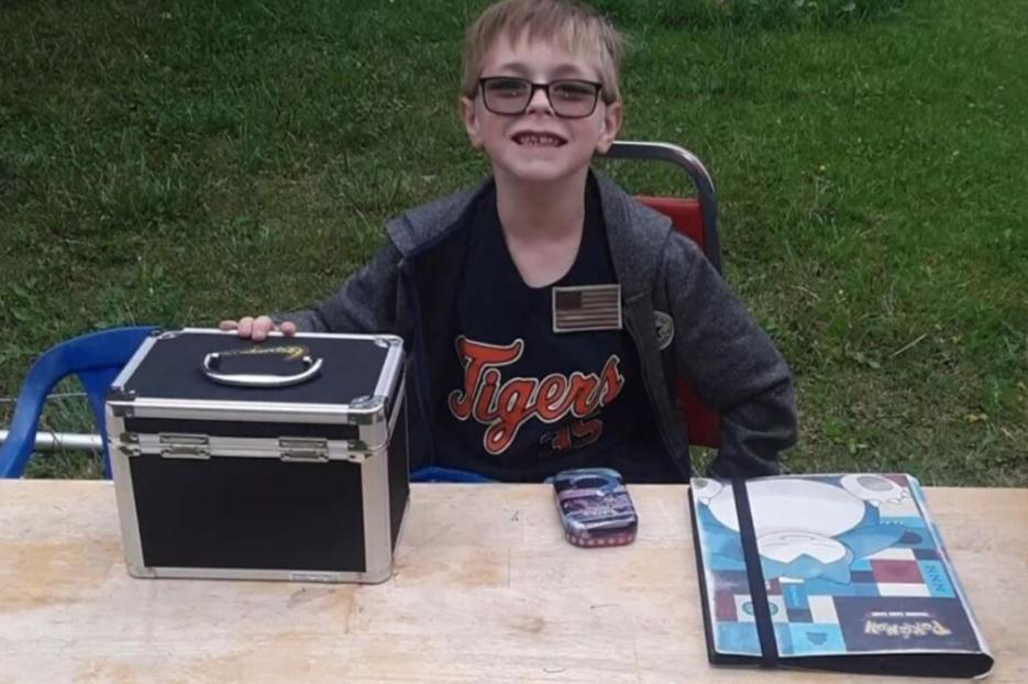 Брайсон продає карти