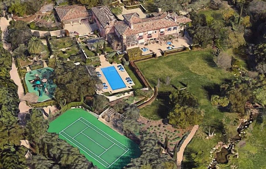 Власний будинок Меган і Гаррі в США
