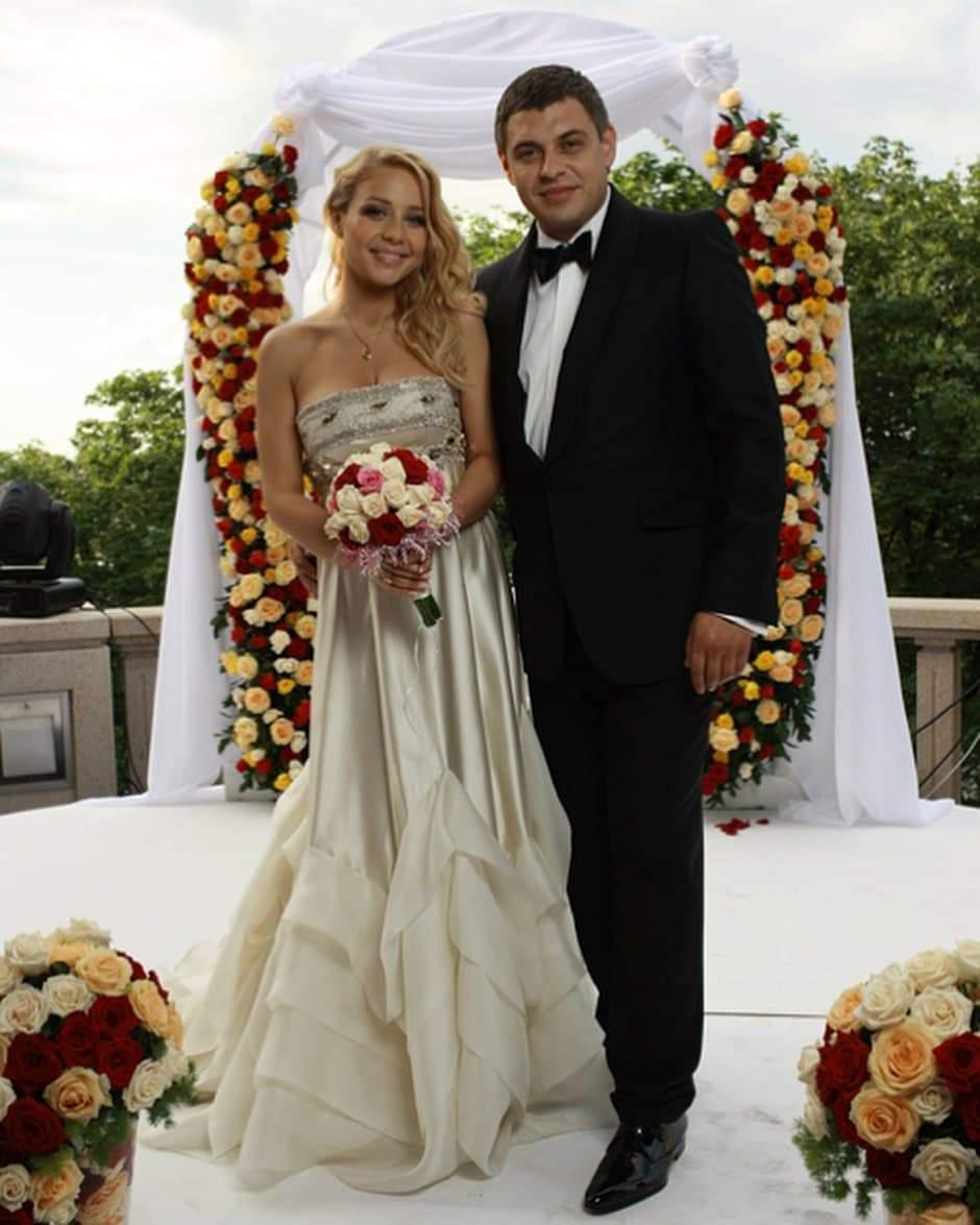 Женитьба Тины Кароль и Евгения Огира в 2008 году