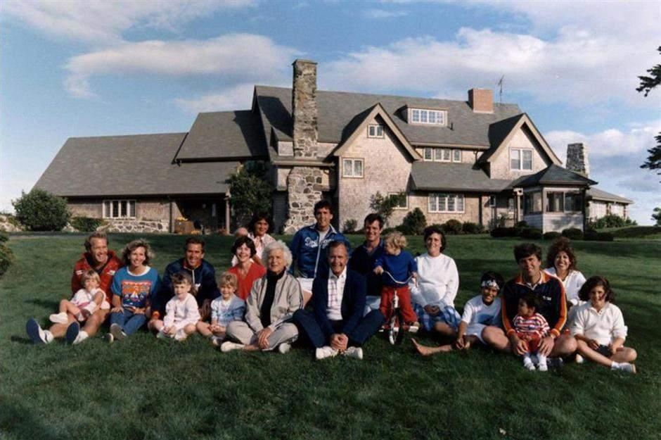 Маєток був у власності сім'ї  Буш понад 100 років  / Фото Love property