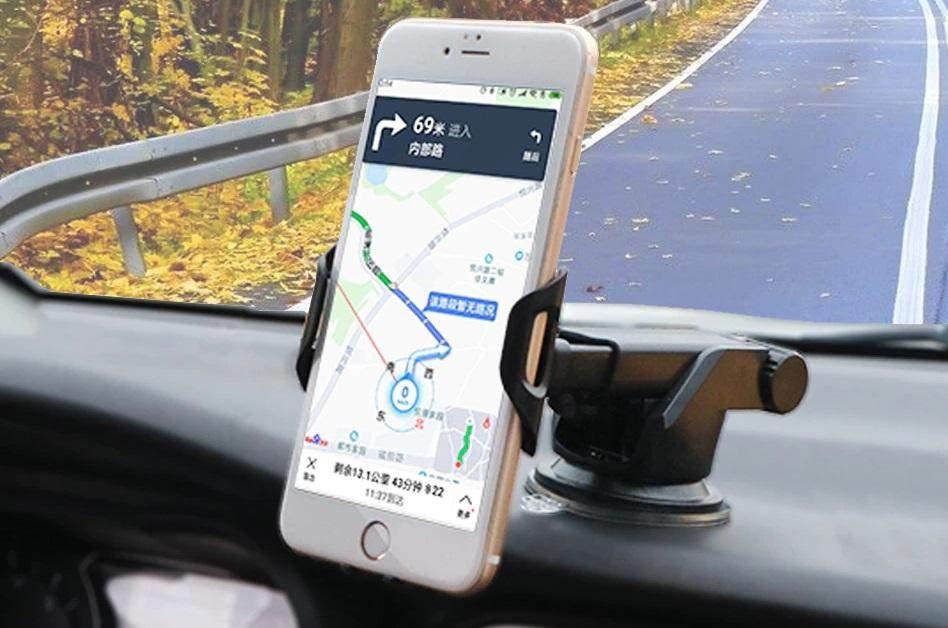 Смартфон у машині